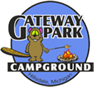 Gateway Park Campground | family campground is located on beautiful South Sand Lake